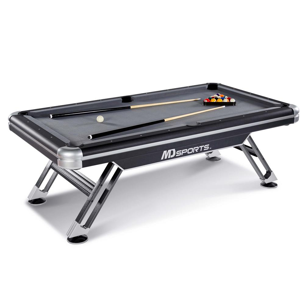Md Sports An 7 5 Ft Pool Table
