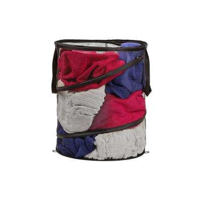 Collapsible Pop up Mesh Laundry Hamper