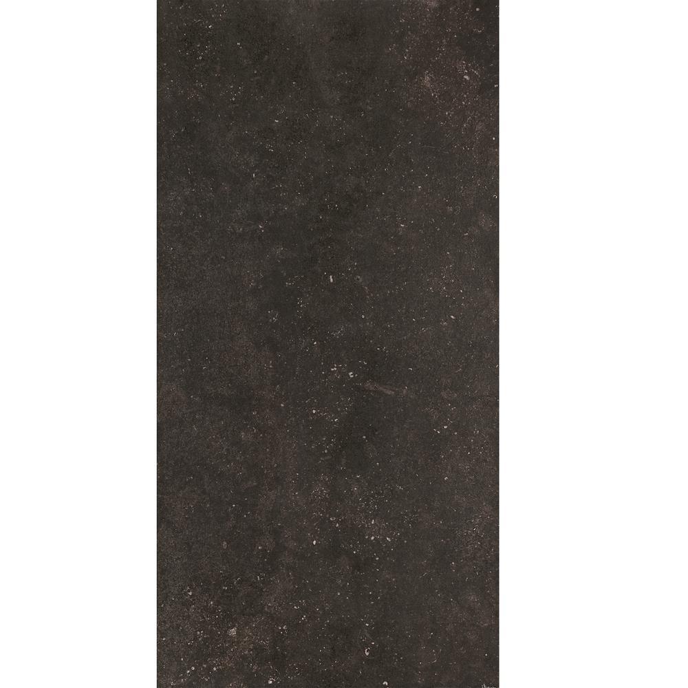 Daltile Albany Dark Gray Matte 12 In X 24 Color Body Porcelain Floor