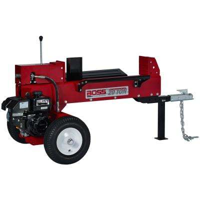 20-Ton 196cc Gas Log Splitter