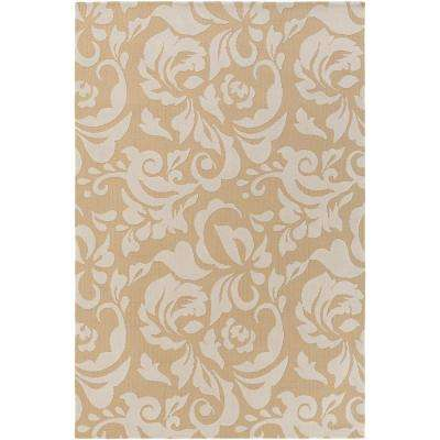 Annette Adeline Straw 8 ft. x 11 ft. Indoor Area Rug