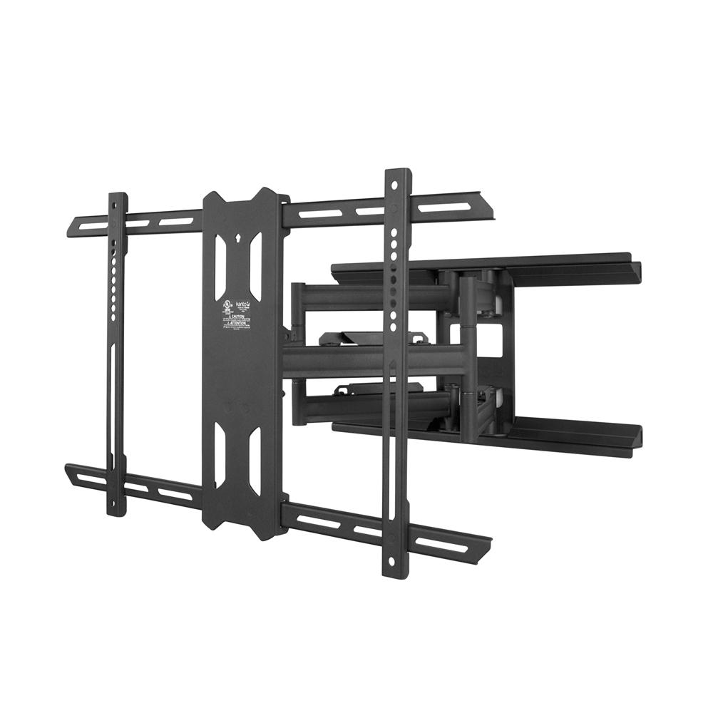 kanto 37 in to 75 in full motion tv mount pdx650 the home depot. Black Bedroom Furniture Sets. Home Design Ideas