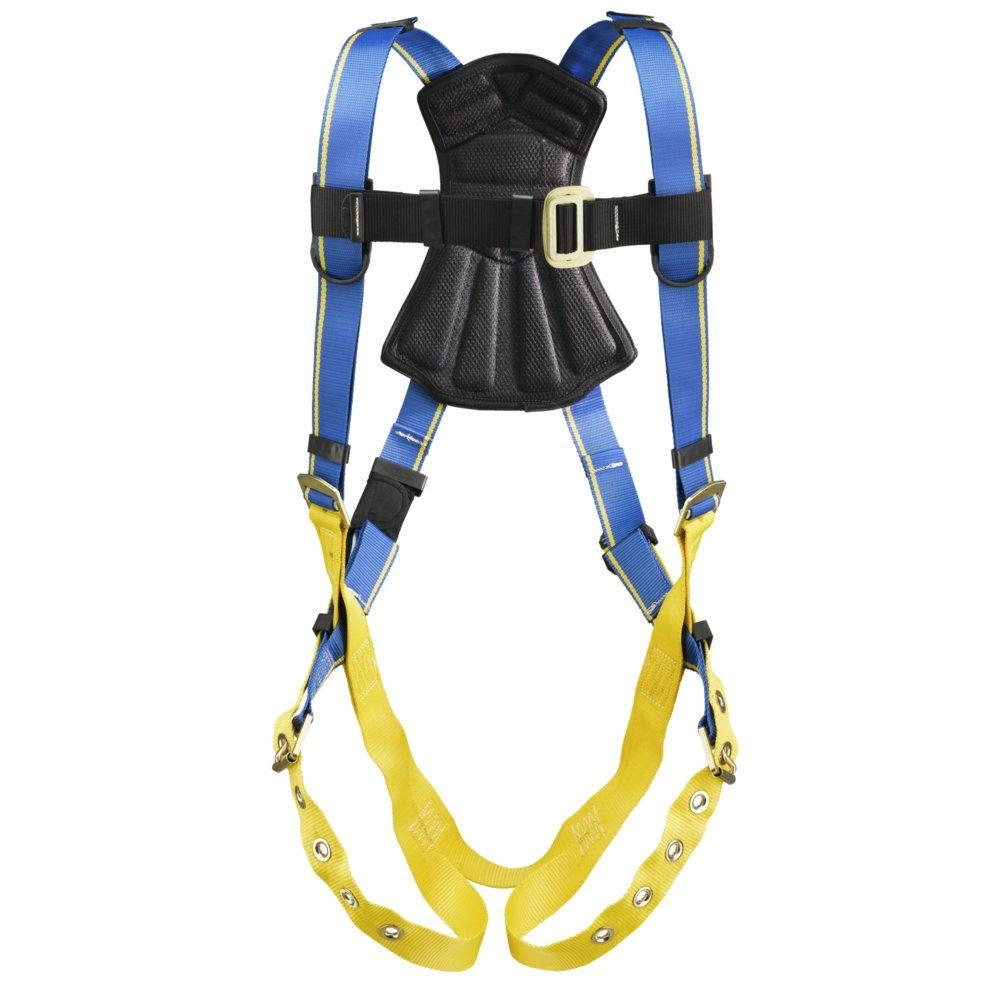 Upgear Blue Armor 1000 Standard (1 D-Ring) Small Harness