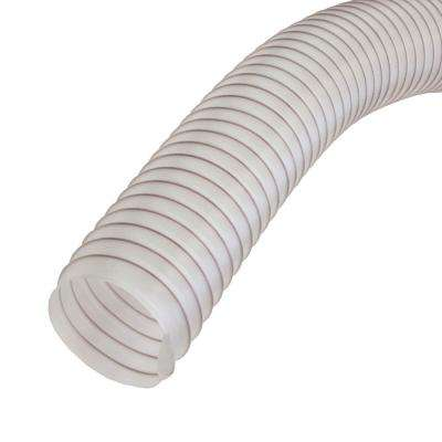 4 in. x 50 ft. Urethane Flex Blowing Hose