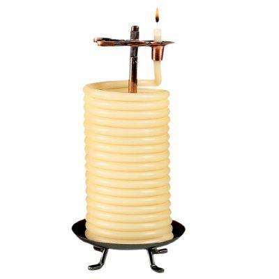 80 Hour Coil Candle