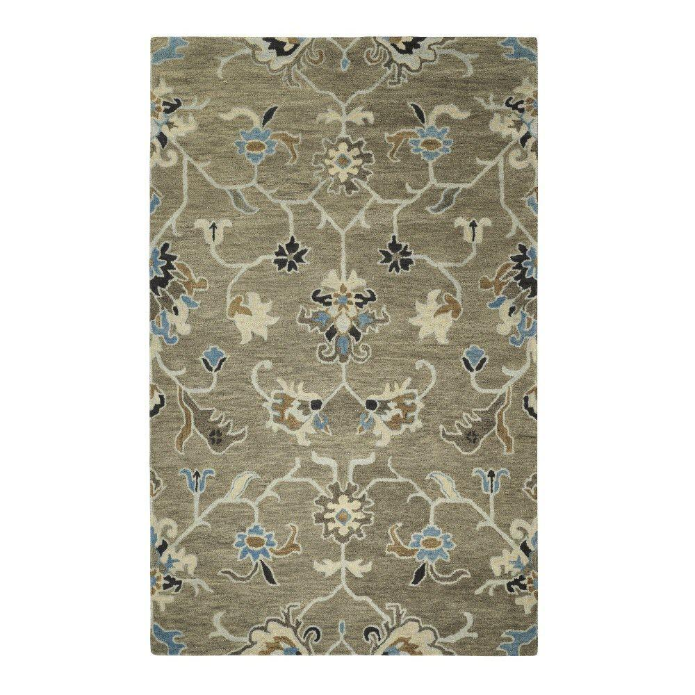Home Decorators Collection Montpellier Grey 3 Ft X 5 Ft