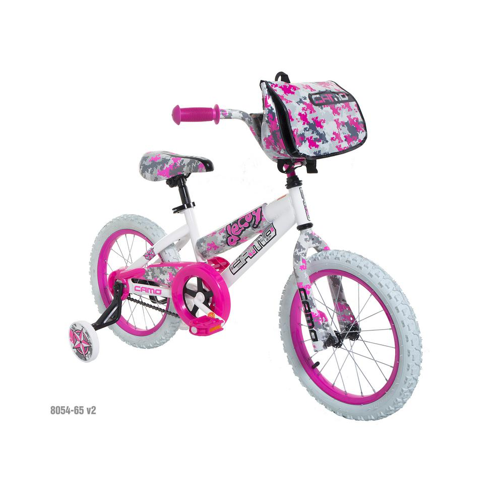 16 in. Kids Bike Camo Decoy