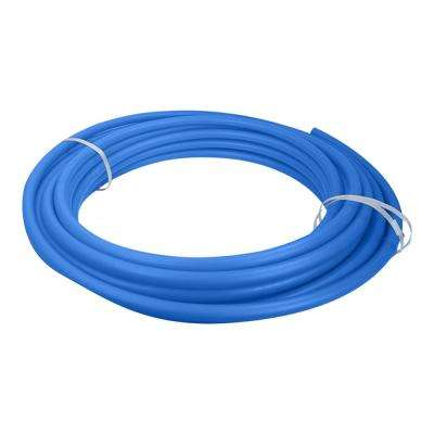 1/2 in. x 100 ft. PEX Tubing Potable Water Pipe in Blue