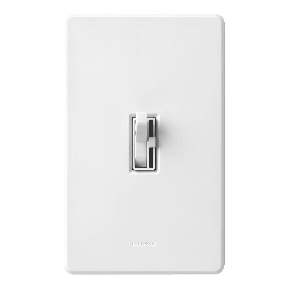 Ariadni 1000-Watt 3-Way Dimmer - White