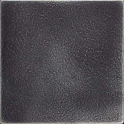 Ion Metals Antique Nickel 4-1/4 in. x 4-1/4 in. Composite of Metal Ceramic and Polymer Wall Tile