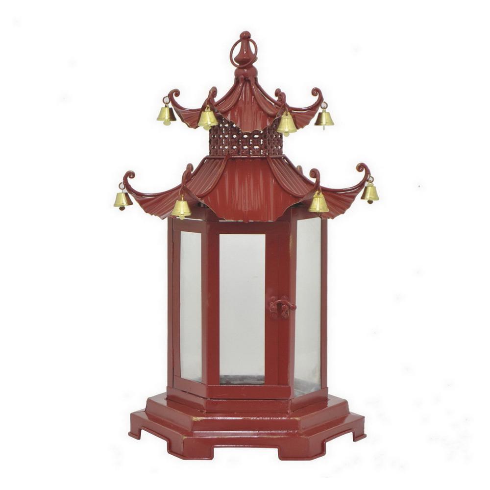 23 in. Pagoda Lantern