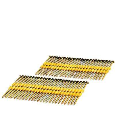 2-3/8 in. x 0.113 in. 21-Degree Plastic Collated Smooth Shank Brite Coated Framing Nails (2000-Count)