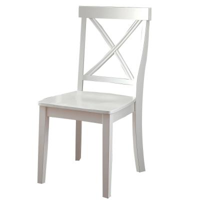 Penelope White Side Chair