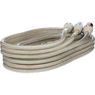 6 ft. Premium Video Component Cable, Silver