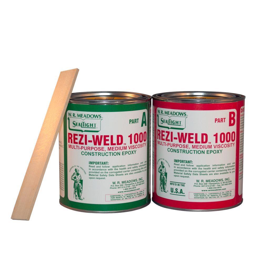 W r meadows 32 oz multi purpose construction epoxy wr for R home depot