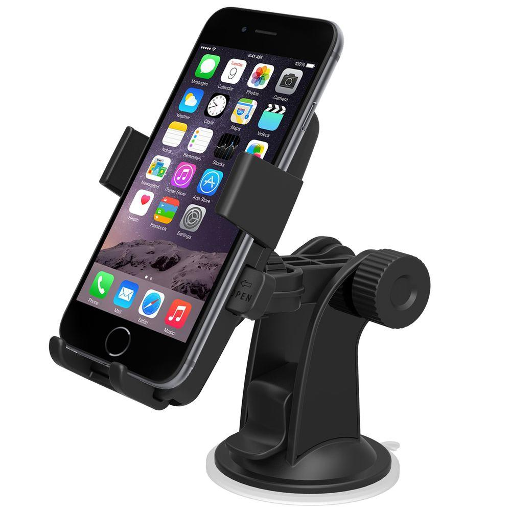 iphone car mount iottie easy one touch car mount for iphone hlcrio102 the 1627