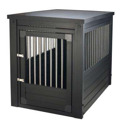 Large Habitat 'n Home Espresso InnPlace II Pet Crate