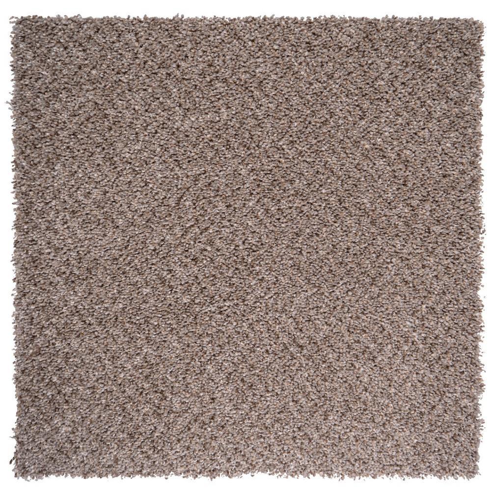 Homelake Aston Texture 18 in. x 18 in. Carpet Tile (10 Tiles/Case)