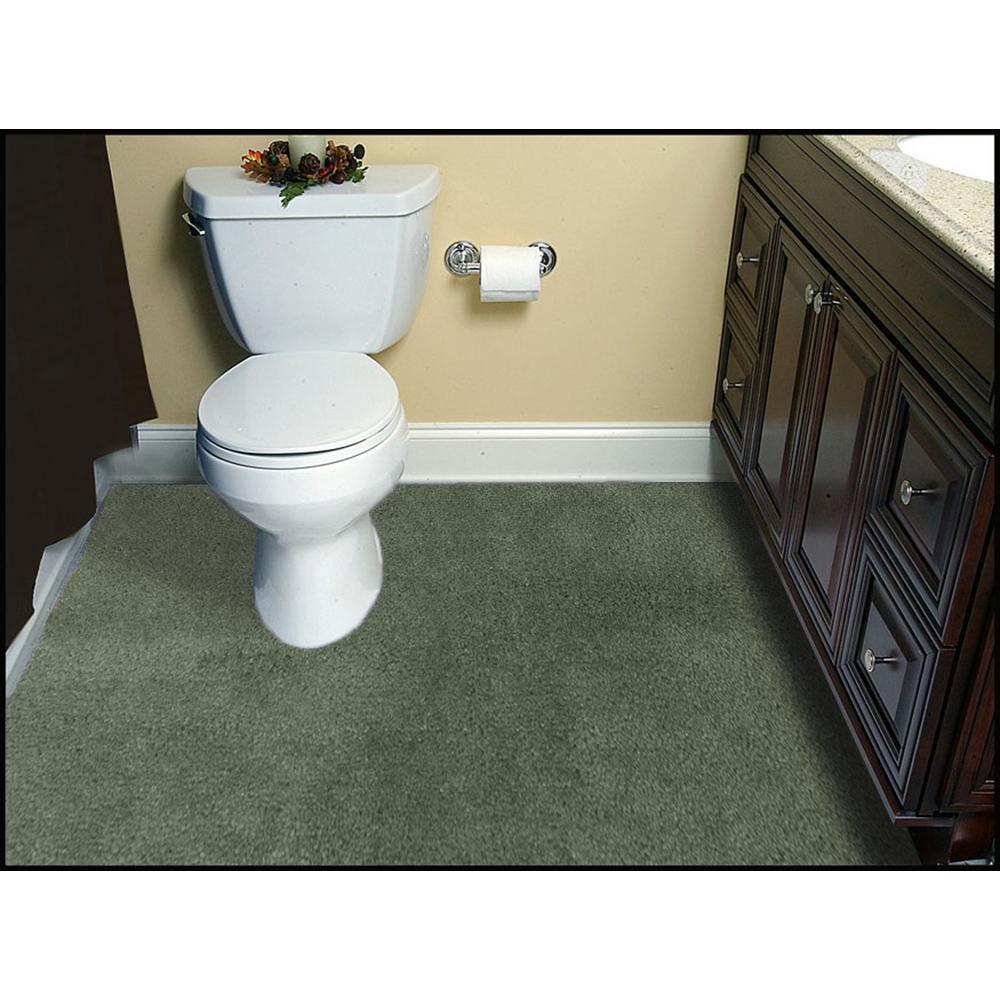 Washable Room Size Bathroom Carpet Deep