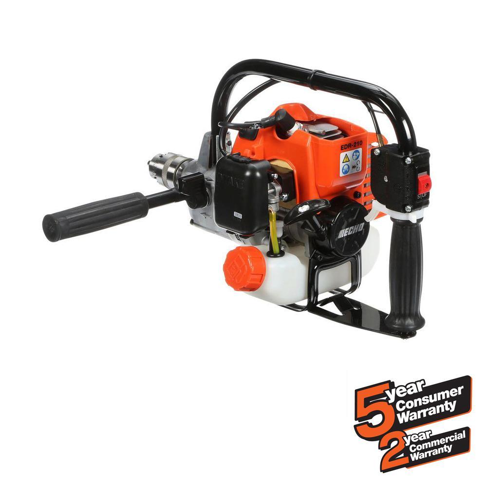 21.2cc Forward/Reverse Engine Gas Drill