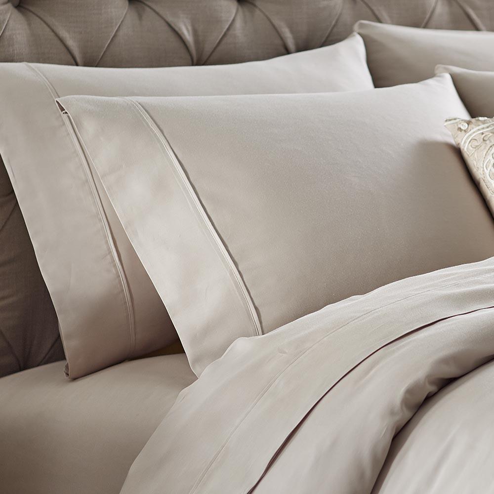 Home Decorators Collection Naples Mist King Pillowcases (2