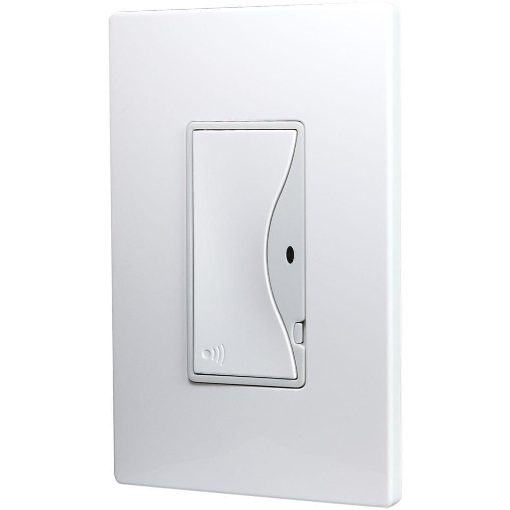 Lutron Caseta Wireless Smart Lighting Switch For All Bulb Types Or Dimmer Wiring Diagram Fan Amp Light Aspire Rf 8a