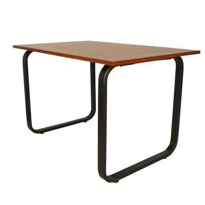 Carson Chestnut Dining Table