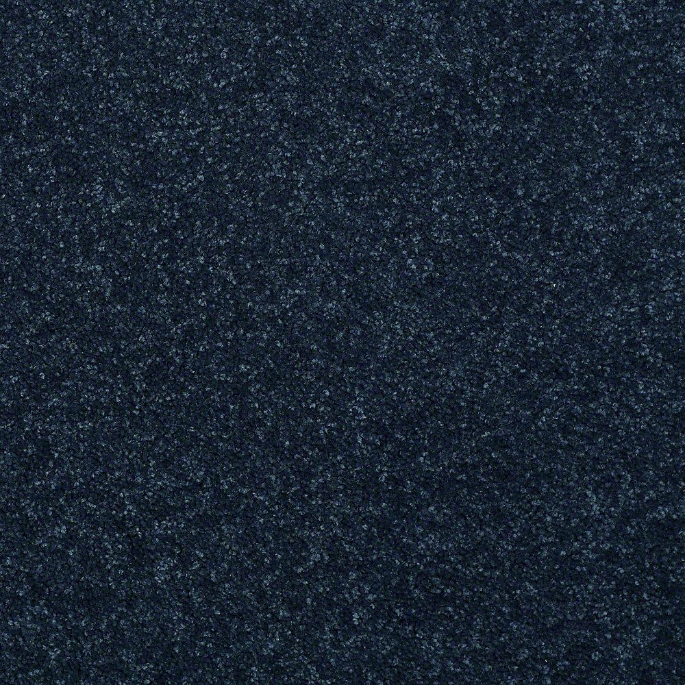 Carpet Sample - Watercolors II 12 - In Color Starry Sky 8 in. x 8 in.