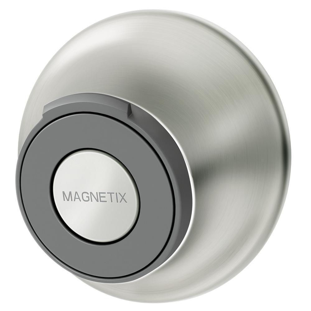 Magnetix Remote Cradle for Handheld Shower in Spot Resist Brushed Nickel