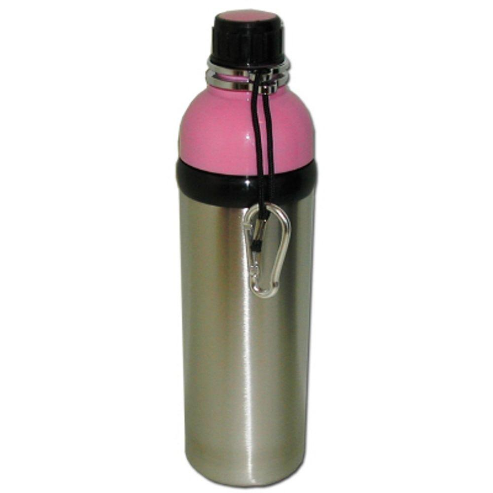 Good Life Gear 24 oz. Stainless Steel Water Bottle in Pink