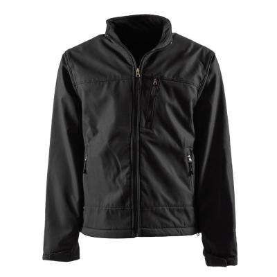 Men's Medium Black Eiger Softshell Jacket