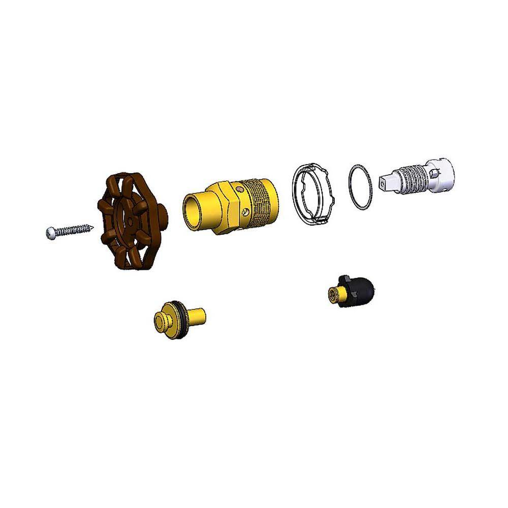 Woodford Model 25 8-piece Repair Kit-RK-25 - The Home Depot