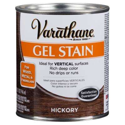 1-qt. Hickory Wood Interior Gel Stain (2-Pack)