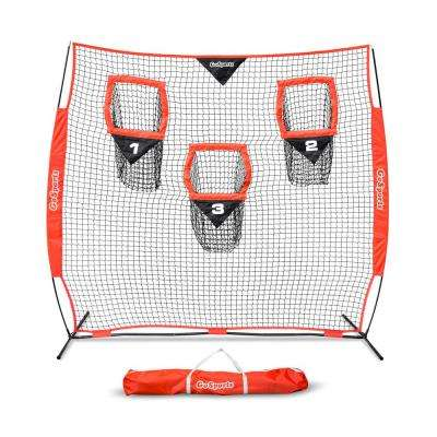 8 ft. x 8 ft. Football Throwing Net