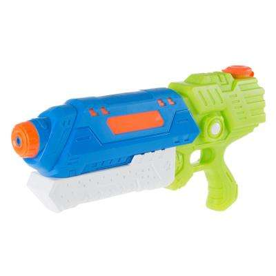 Blue and White Water Gun Soaker