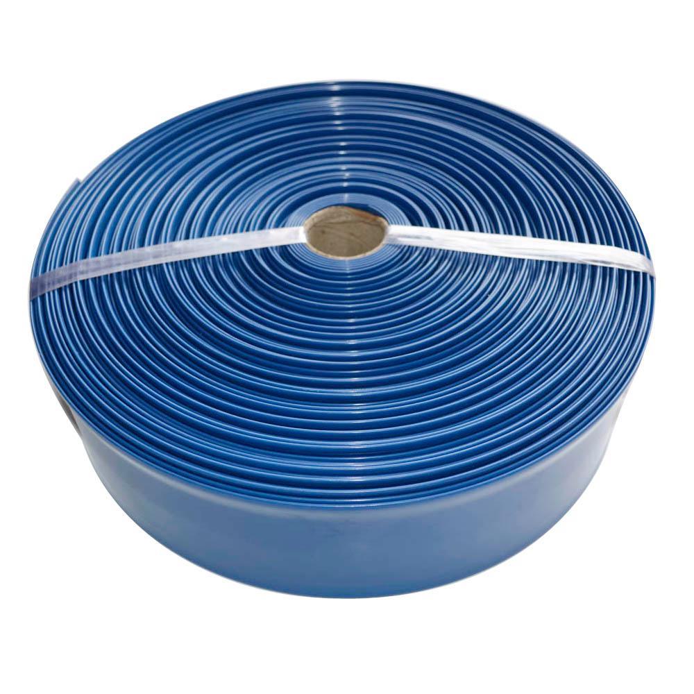 1-1/2 in. I.D. x 150 ft. Polyethylene Econo Flat Discharge Hose