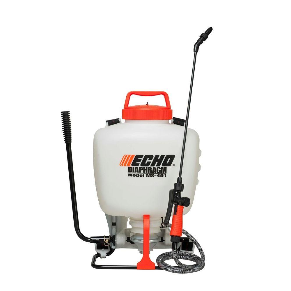 ECHO 4 Gal. Diaphragm Backpack Sprayer by ECHO