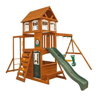 Cranbrook Wooden Playset
