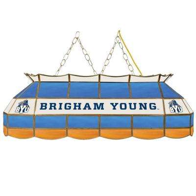 BYU 40 in. Gold Tiffany Light