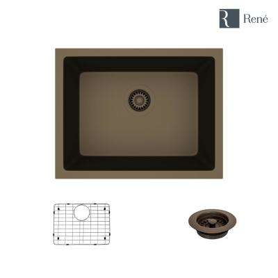 dark brown undermount kitchen sinks kitchen sinks the home depot rh homedepot com