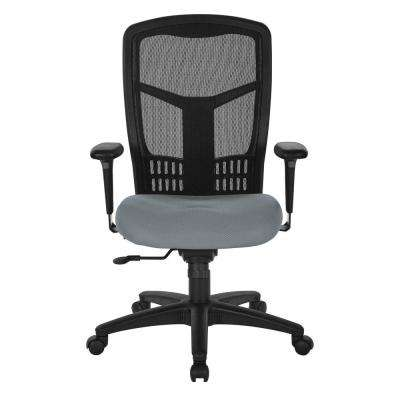 ProGrid High Back Grey Managers Chair