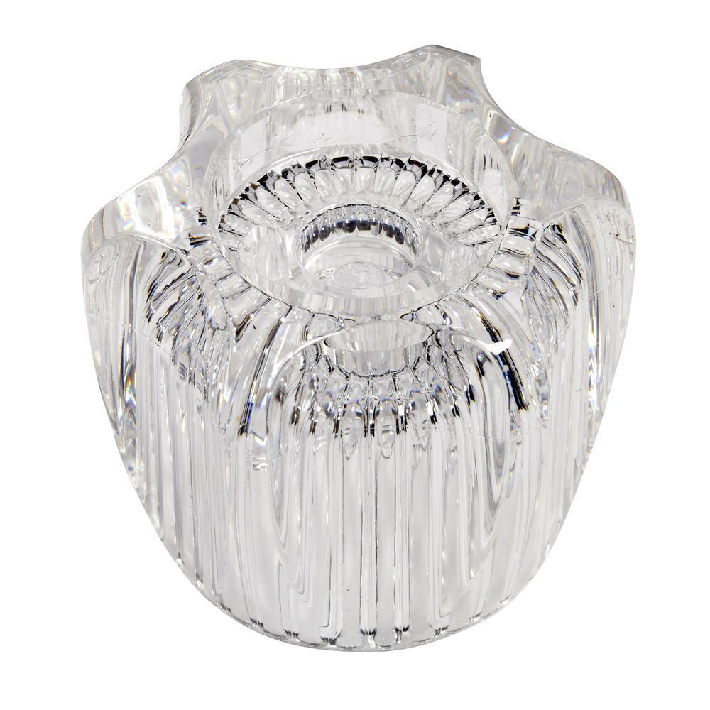 Acrylic Knob Faucet Handle