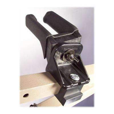 Black Max Bow Holder Clamp on RH/LH in Black