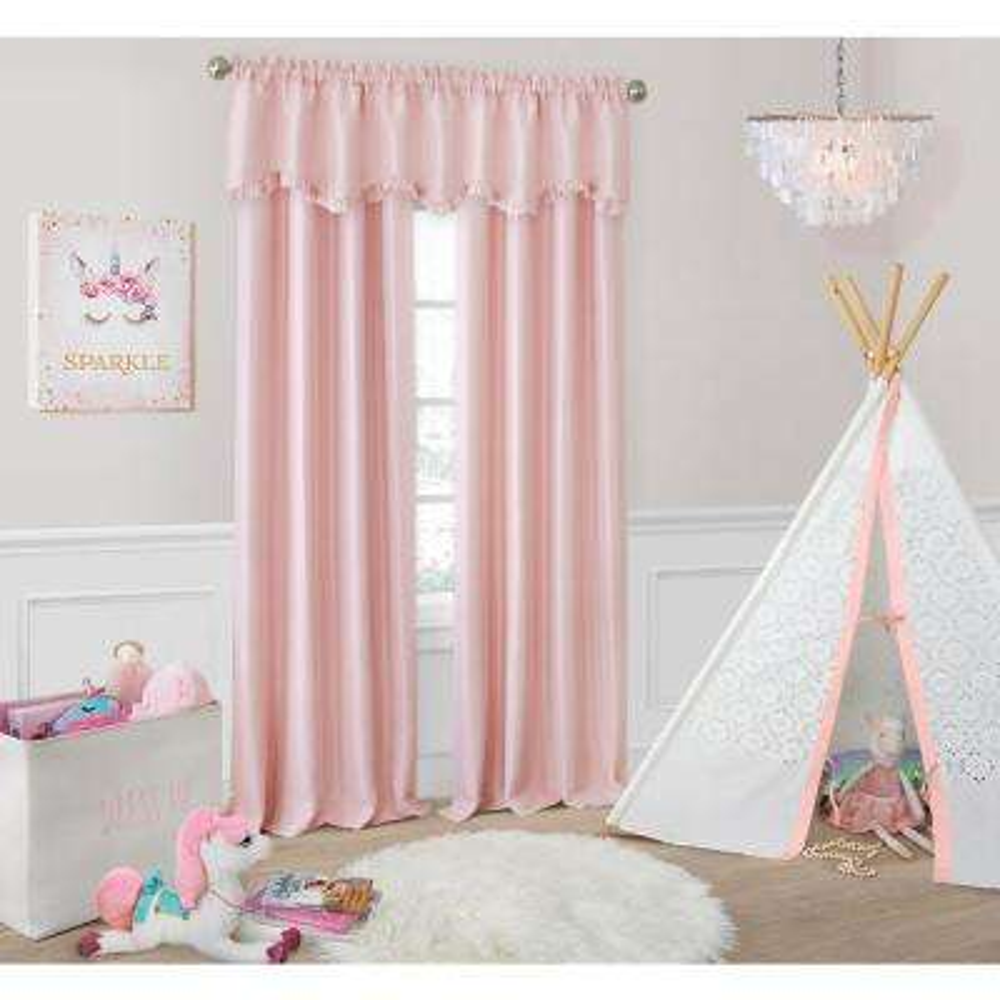 Adaline Nursey and Kids Blackout Window Curtain