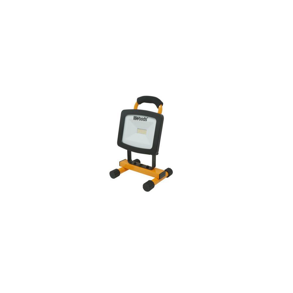 Woods 1500-Lumen Portable LED Work Light