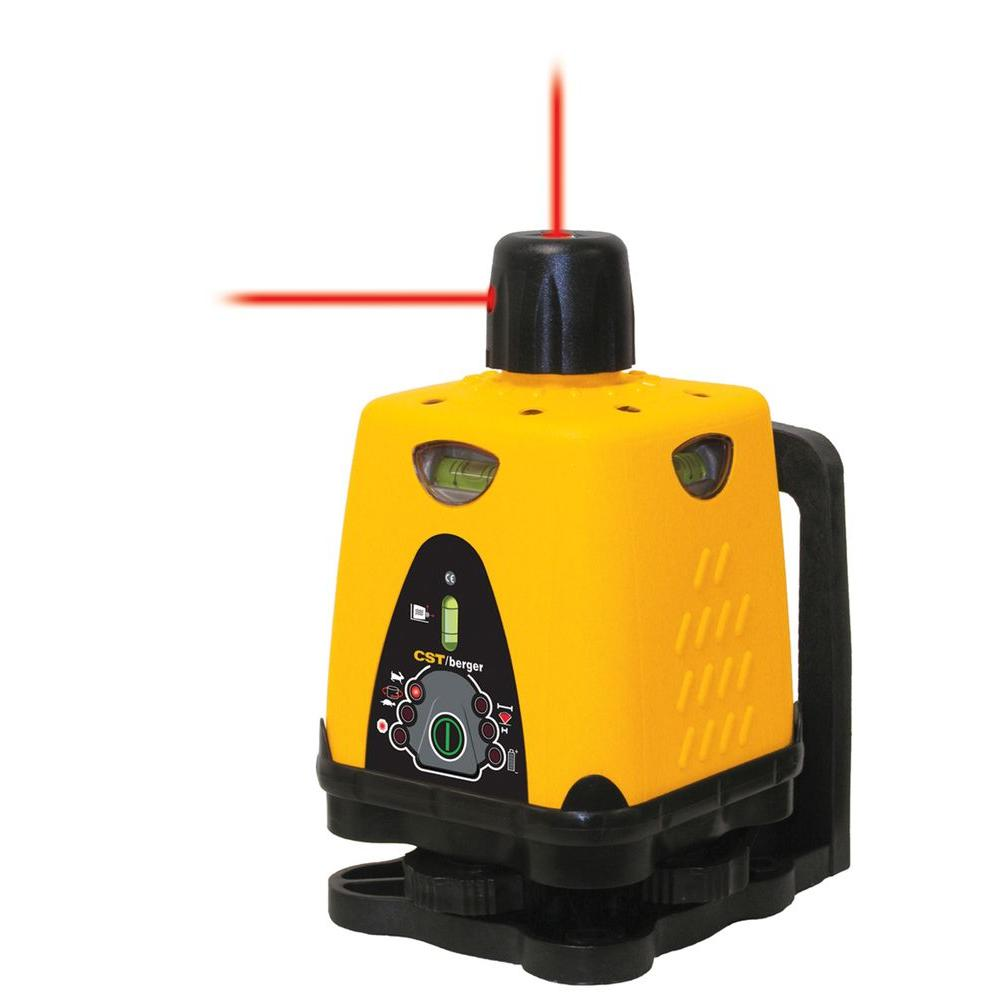 CST/Berger Factory Reconditioned 800 ft. Horizontal/Vertical Dual Beam Rotary Laser Level