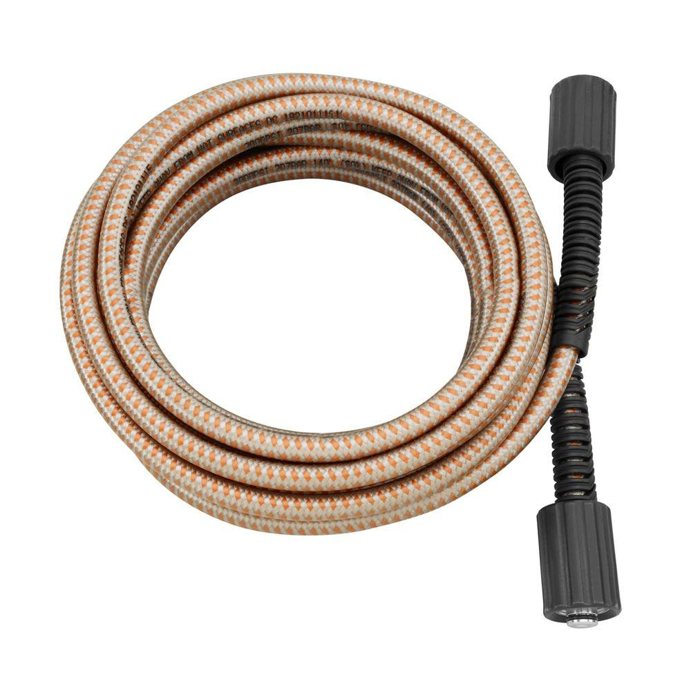 powerflex hoses ap31014 64_1000 powerflex 25 ft pressure washer hose ap31014 the home depot