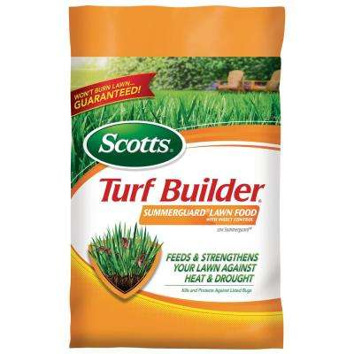 Turf Builder 13.45 lb. 5,000 sq. ft. Summerguard Lawn Fertilizer