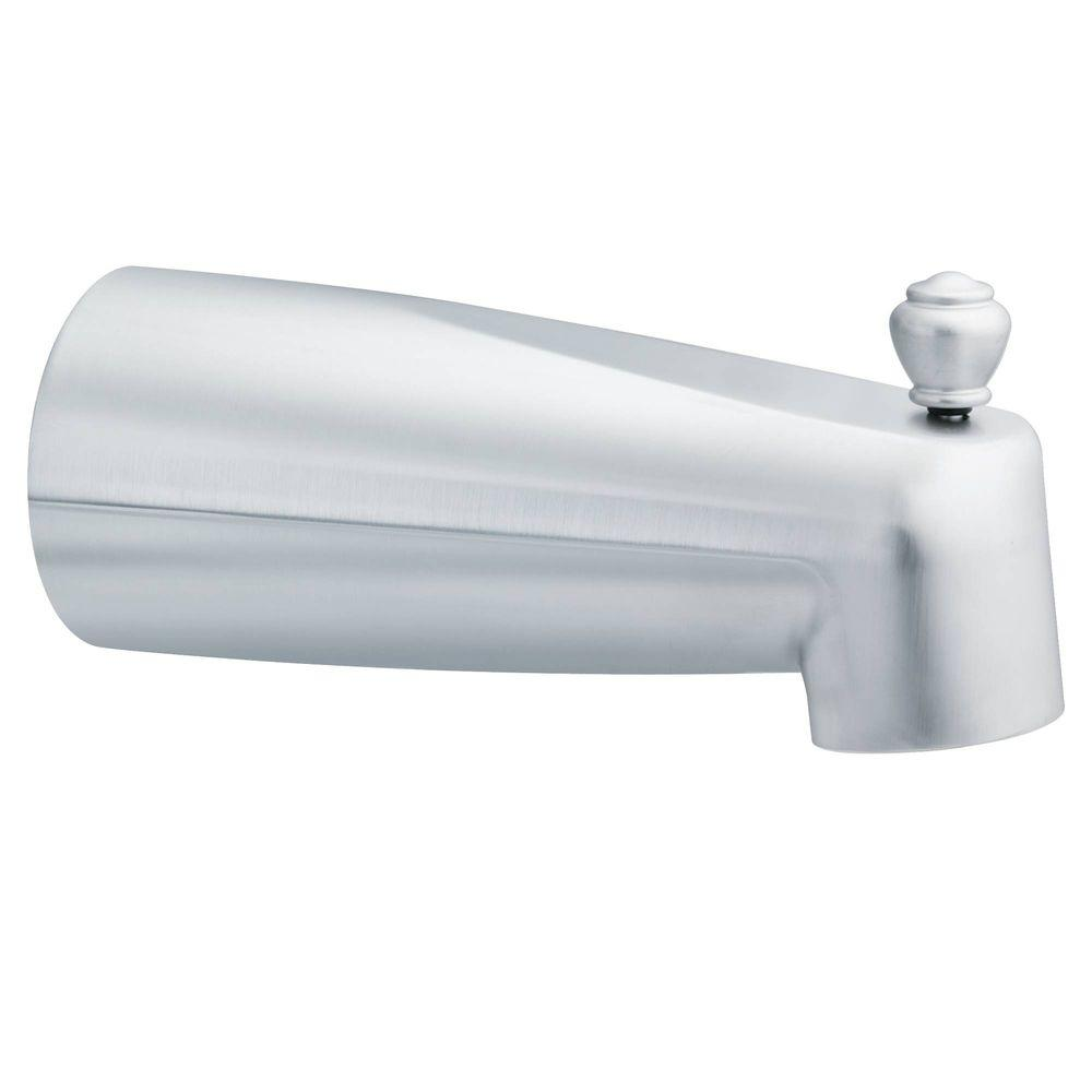 MOEN Diverter Spout in Brushed Chrome