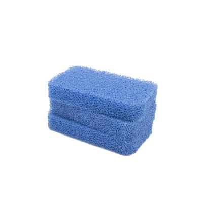 SinkSense Breeze 4.8 in. Non-Scratch Odor Resistant Silicone Scrubbers (Pack of 3)